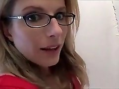 Sexy mom blows not-son