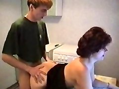 mom Lingerie get fucked by son