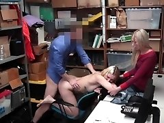 Shoplyfter - Young Daughter Smashes Cop To Save Mother