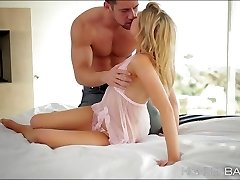 Mollys pussyfucking is romantic and super-naughty during her romantic getaway