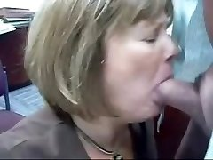 Mature Head #71 (2 vids of the Office Mega-bitch doing her Job)