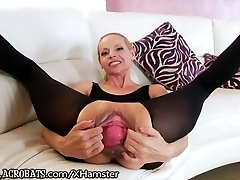 AnalAcrobats Wide Open and Prolapsed Girl-on-girl