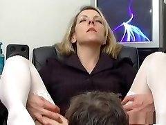 Incredible porn industry star Marie Madison in hottest blowjob, blond porn clip