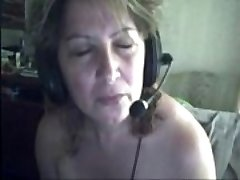 Steamy mature wife