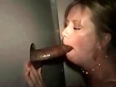 Blondie Mature in GloryHole