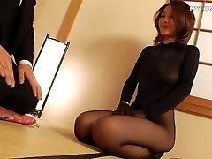 horny pantyhose fuck stocking sex nylon