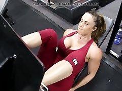 Fitness hot arse hot cameltoe 80