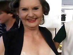 Granny sex worker