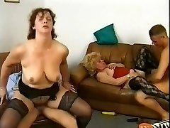 Lina & Bertha sharing their paramours