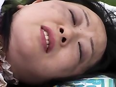 Nasty Japanese lady in Hottest Blowjob, Mature JAV scene