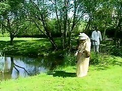Hottest amateur Outdoor, Mature pornography video