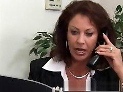 Hottest pornstar in crazy bi-racial, dark haired porn movie