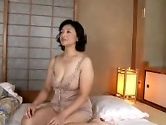 Mature scum gets boned in Japanese adult pornography video
