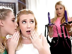 Samantha Rone & Cadence Lux & Sarah Vandella in We Dp'd Mummy - GirlsWay