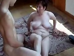 I visit my widowed aunt-in-law when i am ultra-kinky