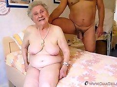 OmaGeiL Horny Lusty Grandma Pics Compilation