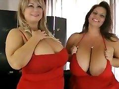 Lesbian Big Titties