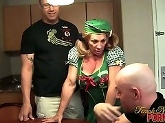 Ultra-kinky Kat - Collecting for Troop 21