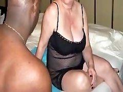 DianneDoherty & Big Black Cock