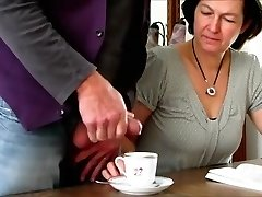 Crazy Inexperienced pinch with Brunette, Grannies scenes