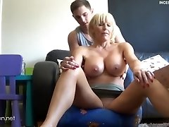 P3 - Step Mummy needs a massage with no panties