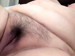 Japán BBW Érett Creampie