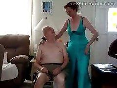 Old grandma stripts
