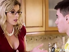 Cory Chase In Post Soiree Quickie For Mommy