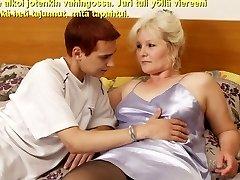 Slideshow with Finnish Captions: Mummy Lena 2