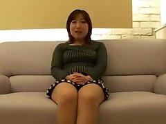 日本に送り成熟したCreampie典子大和田42years