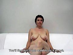 Czech Mature Mom Casting 022
