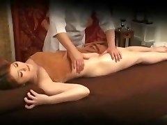 Epic Japanese girl Momoka Nishina in Crazy Big Tits, Rubdown JAV gig