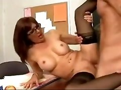 Mature teacher desi foxx