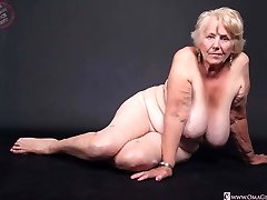 OmaGeiL Solo Grannies Undressed in Front of Camera