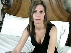 Shameless mature stepmom convinced her stepson to bang her ass