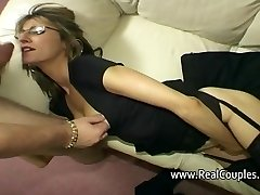 Wife bellows loudly while fucked in ass