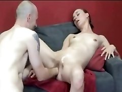 Amateur - Thin german mature fisted