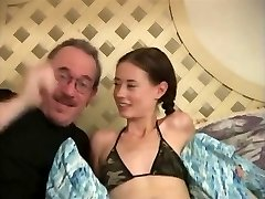 Small Tits Lean Hairy Fucked By Mature Man,By Blondelover