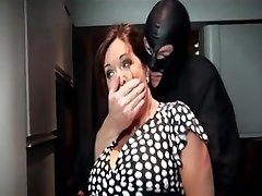 housewife MILF screwed and bounded
