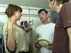 Reife Swinger - Scorching MMF threesome with lusty mature German