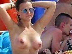 Horny Topless Amateurs Mummies - Molten Voyeur Beach Video