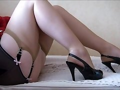 Mature Gams And High Heels