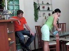Gwendolen - Houseworking Hot Ass Step-mother