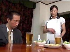 Japanese Mature Having Sex with Boss Husband 2