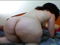 the perfect Fat ASS - Facial End