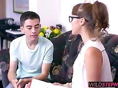 Ania Kinski and Zoe Nymph slammed by Jordis massive fuck-stick
