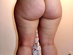 ASS Bouncy Arse BOOTY ROUND WIDE HIPS