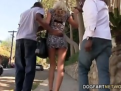 Zoey Portland Wants Get Group-fucked By Ebony Men