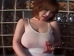 Big-titted Marina Matsushima - Fetish Queen (total, censored)