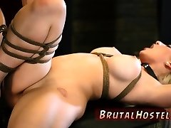 Punk anal harsh xxx Rope bondage, flogging, extreme tough